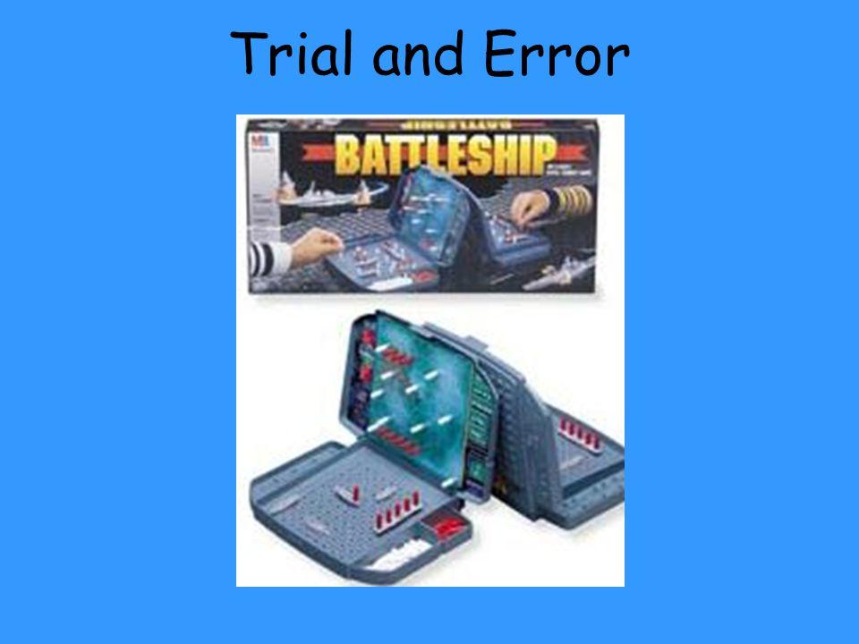 Algorithms A methodical, logical rule or procedure that guarantees solving a particular problem.
