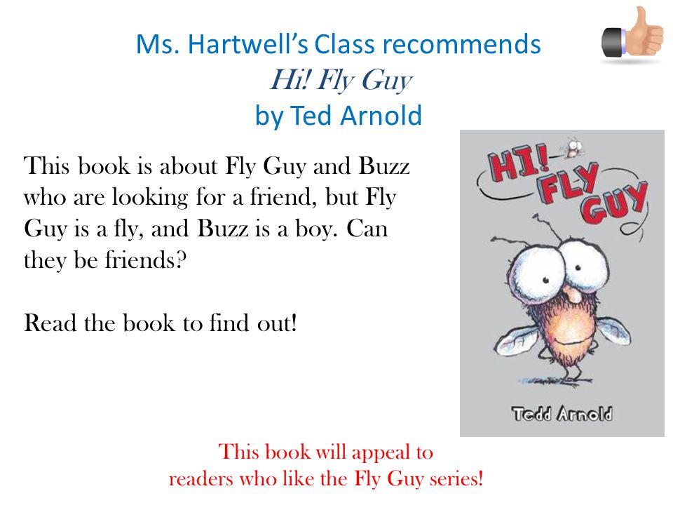 Ms.Hartwell's Class recommends Hi.