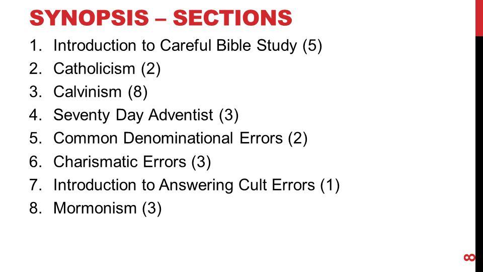 REASONABLE INTERPRETATION OF ANYTHING UNDERSTANDING THE BIBLE 59