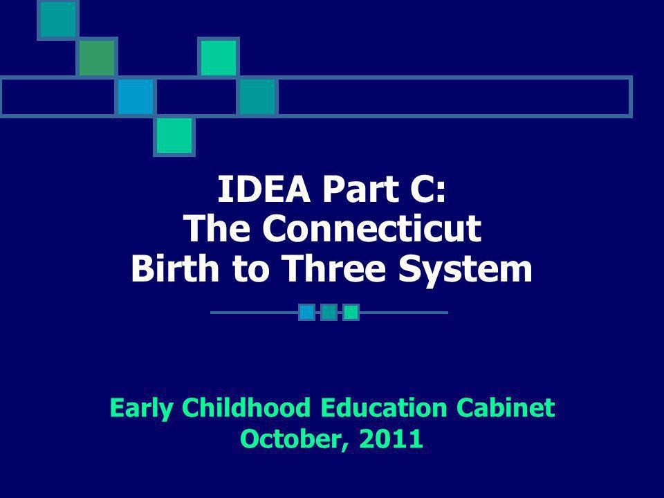 What IS IDEA Part C.