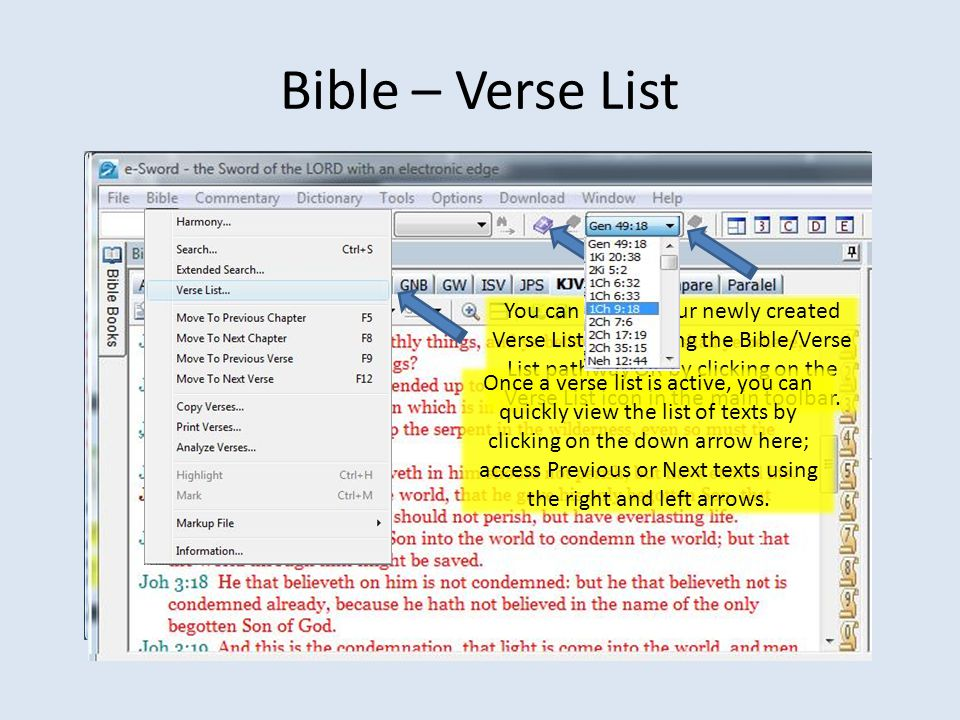Bible – Analyze Verses Word counts show a Bible writer's repetitive use of certain words that may be significant to your study.