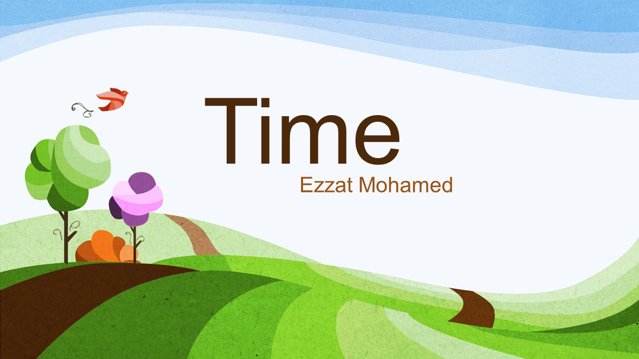 Time Ezzat Mohamed