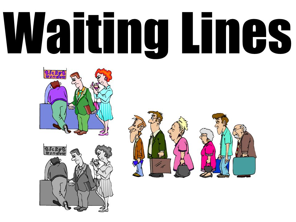 1 Ardavan Asef-Vaziri Oct. 2011Operations Management: Waiting Lines 1 Polling: Lower Waiting Time, Longer Processing Time (Perhaps) Waiting Lines