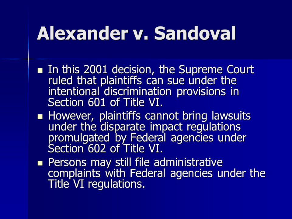 Alexander v.