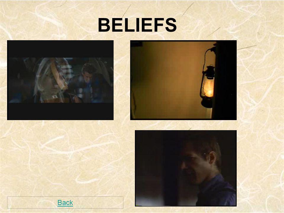 Back BELIEFS