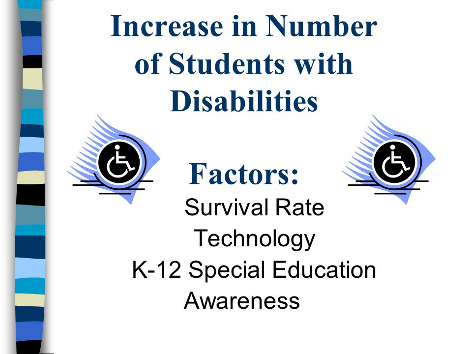 Working Together: Faculty, Staff And Students With Disabilities