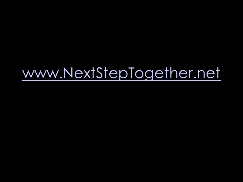 www.NextStepTogether.net