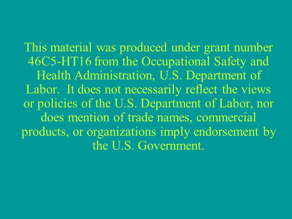 Operating Engineers National Hazmat Program 13 1926.300 General Requirements PPE--Employees using hand and power tools and exposed to harmful dusts, fumes, mists, vapors, or gases shall be provided with the particular PPE necessary to protect them from the hazard.