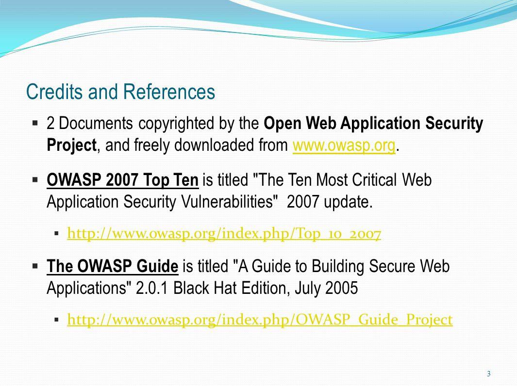Definition of Web Application Vulnerabilities  Web Application Vulnerability: 4 Weakness in custom Web Application, architecture, design, configuration, or code.