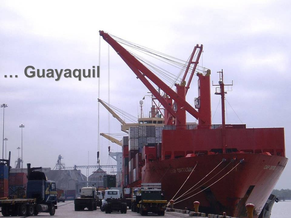 … Guayaquil