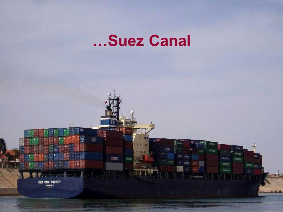 …Suez Canal