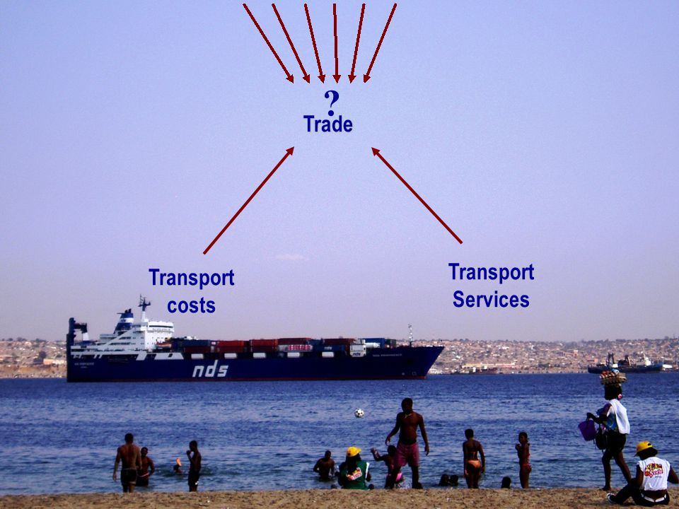 Transport costs Trade TransportServices ?