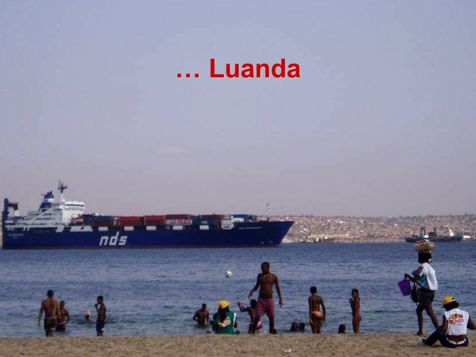 … Luanda