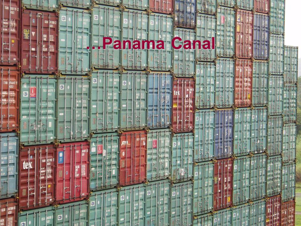 …Panama Canal