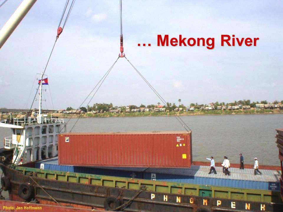 … Mekong River