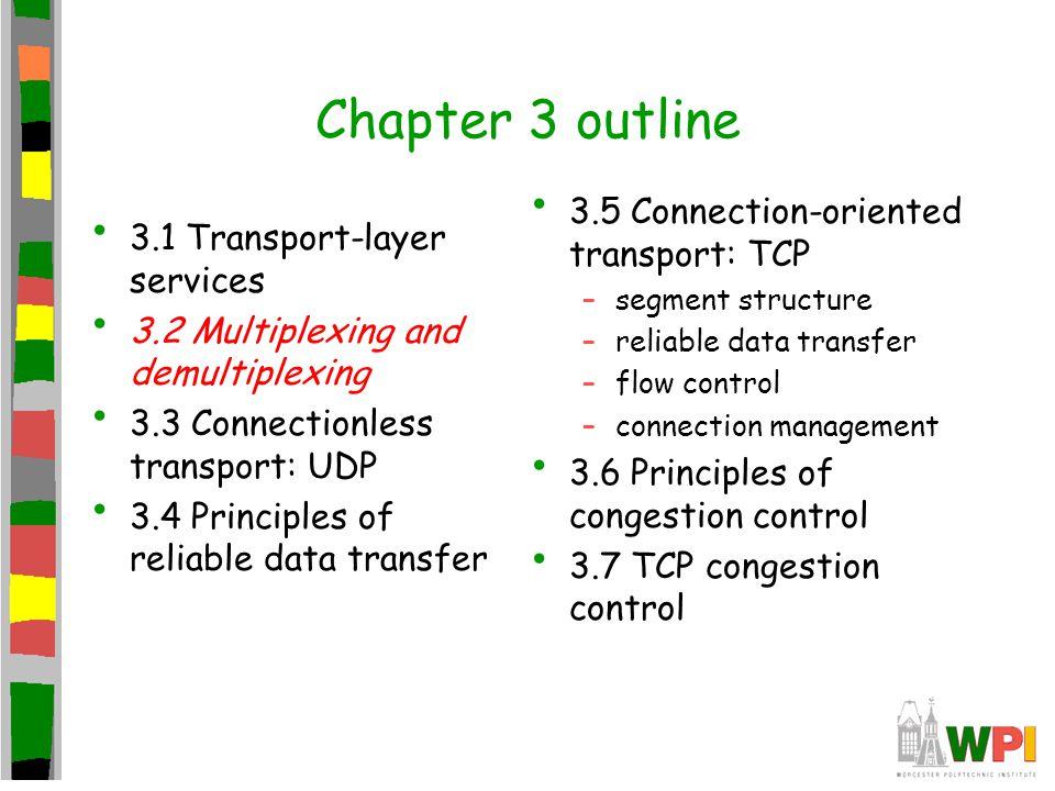 TCP Seq.#'s and ACKs Seq.