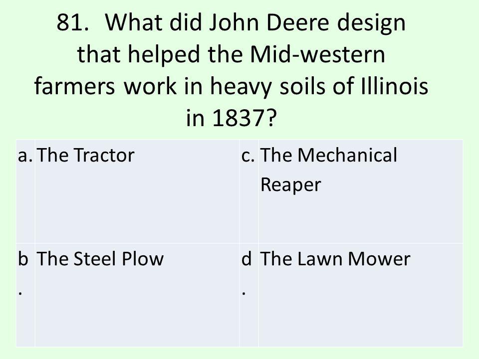 b.b. The Steel Plow