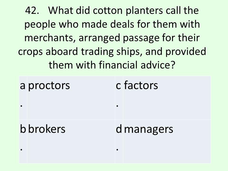 c.c. factors