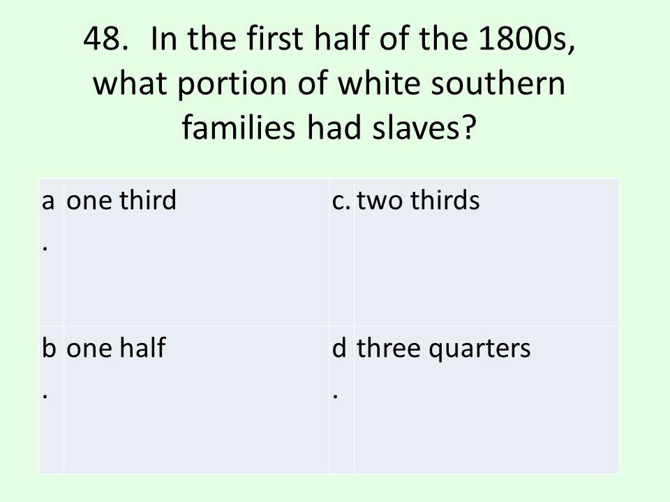a.a. one third