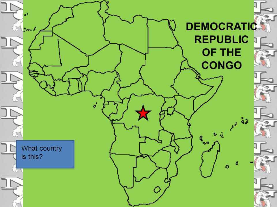 During the late 19 th and early 20 th centuries, what was the term, Scramble for Africa used to describe.