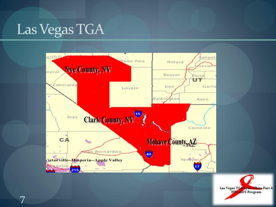 Las Vegas TGA 7