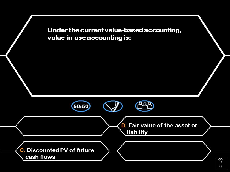 A. PV of Asset/Liability = Market Value According to the Principal of Arbitrage, which of the following is true? C. PV of Asset/Liability<Market Value