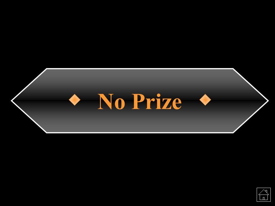 No Prize