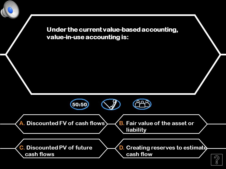 A. PV of Asset/Liability = Market Value According to the Principal of Arbitrage, which of the following is true? B. PV of Asset/Liability>Market Value