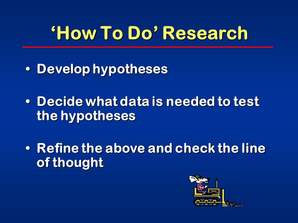 Data Validation Do the data make sense?Do the data make sense.