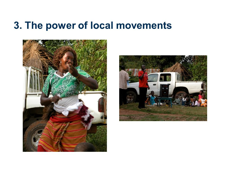 3. The power of local movements