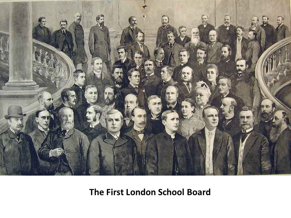 The First London School Board