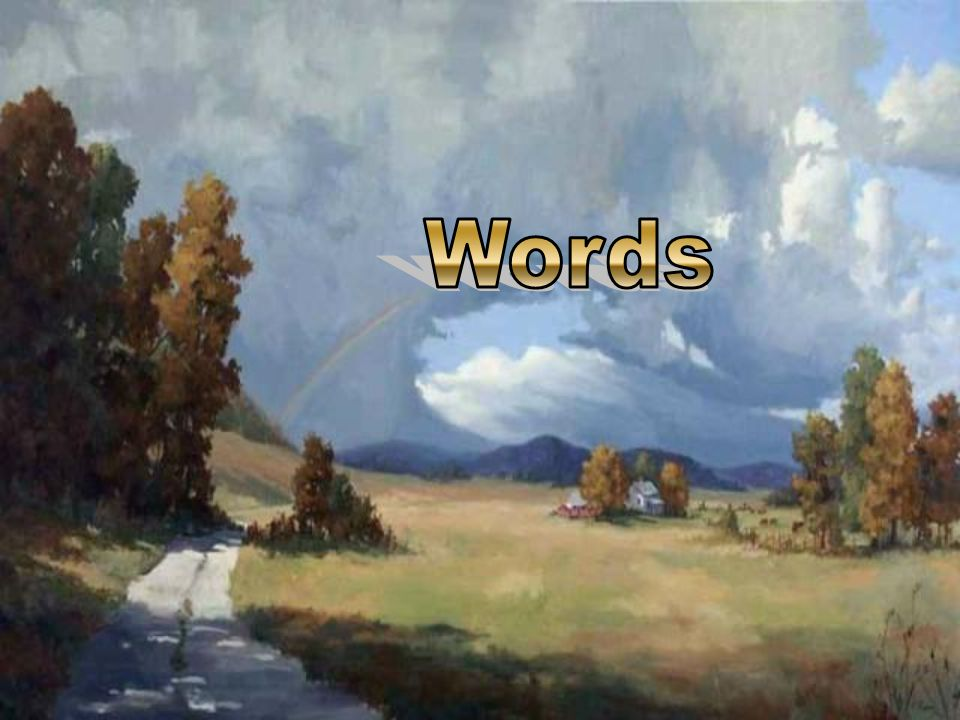 The most essential ten-letter word...The most essential ten-letter word...