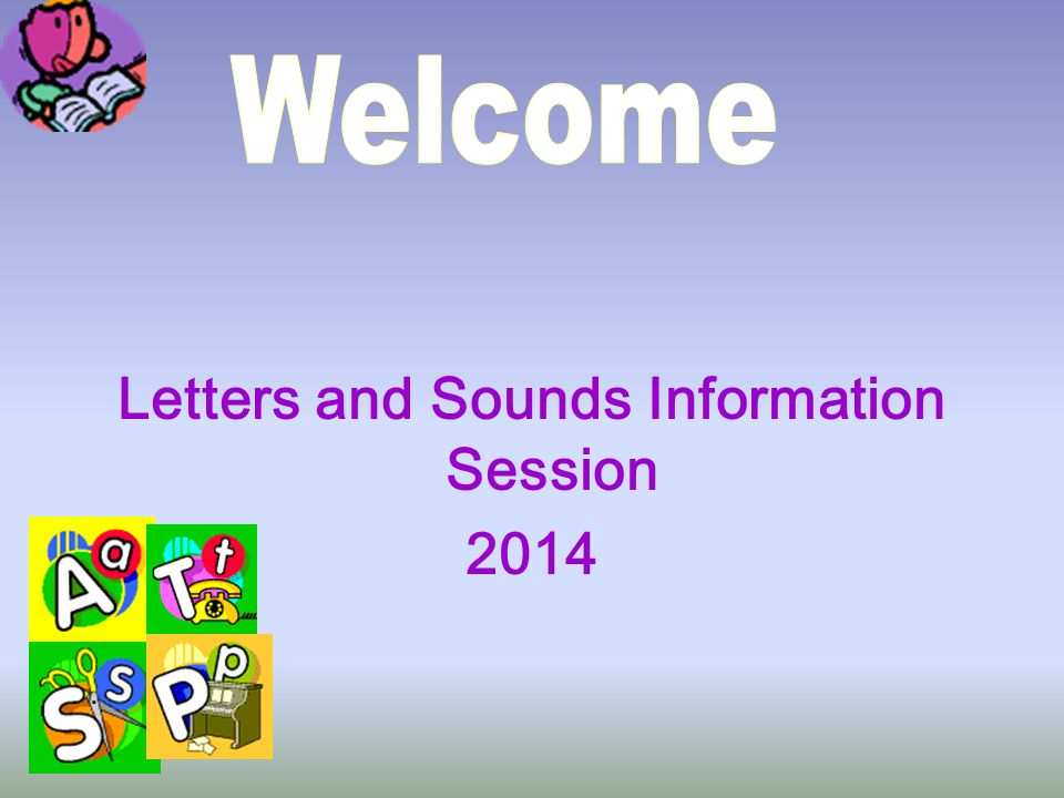 Letters and Sounds is a phonics resource published by the Department for Education and Skills in 2007.
