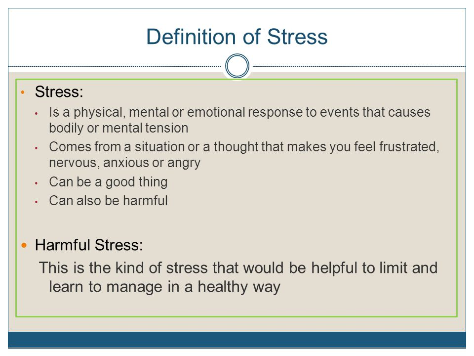 Strategies to Reduce Stress What is a coping strategy.