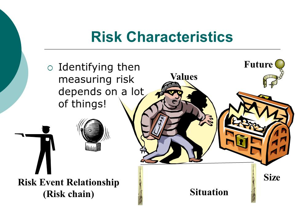 DEVELOP RISK HANDLING STRATEGIES  CONTROL  REDUCE LIKELIHOOD  REDUCE IMPACT  AVOID  ASSUME  TRANSFER