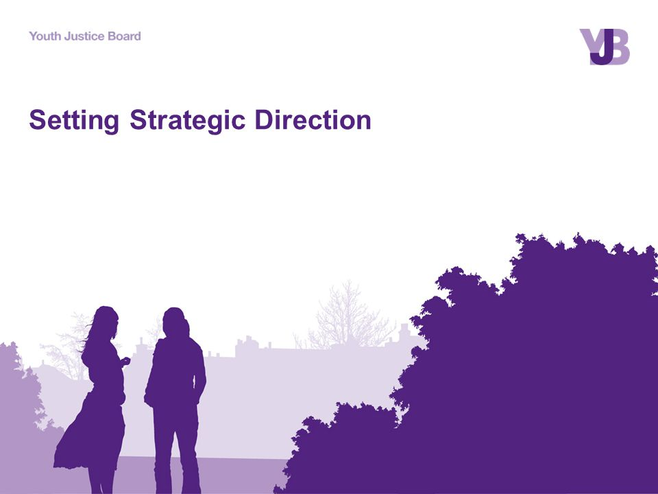 Setting Strategic Direction