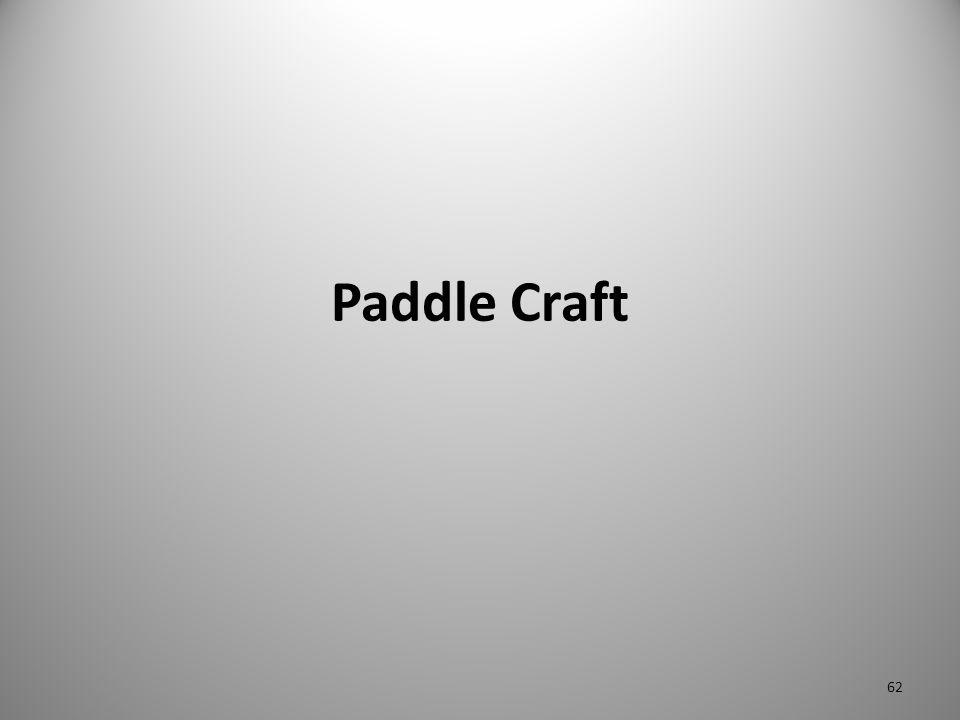 Paddle Craft 62