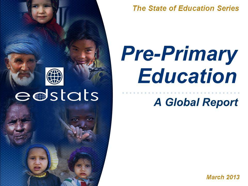 Do income disparities exist in pre- primary attendance rates in SSA.