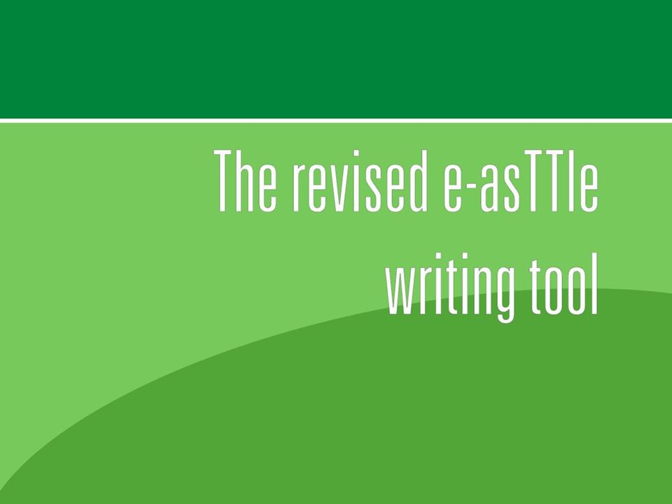 Creating, administering and marking tests Detailed information on how to create, assign, administer and mark an assessment can be found in Section 3 of the e-asTTle writing manual.e-asTTle writing manual