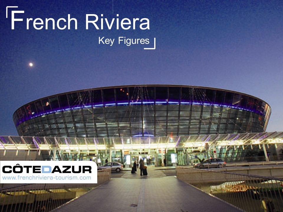 Key Figures F rench Riviera