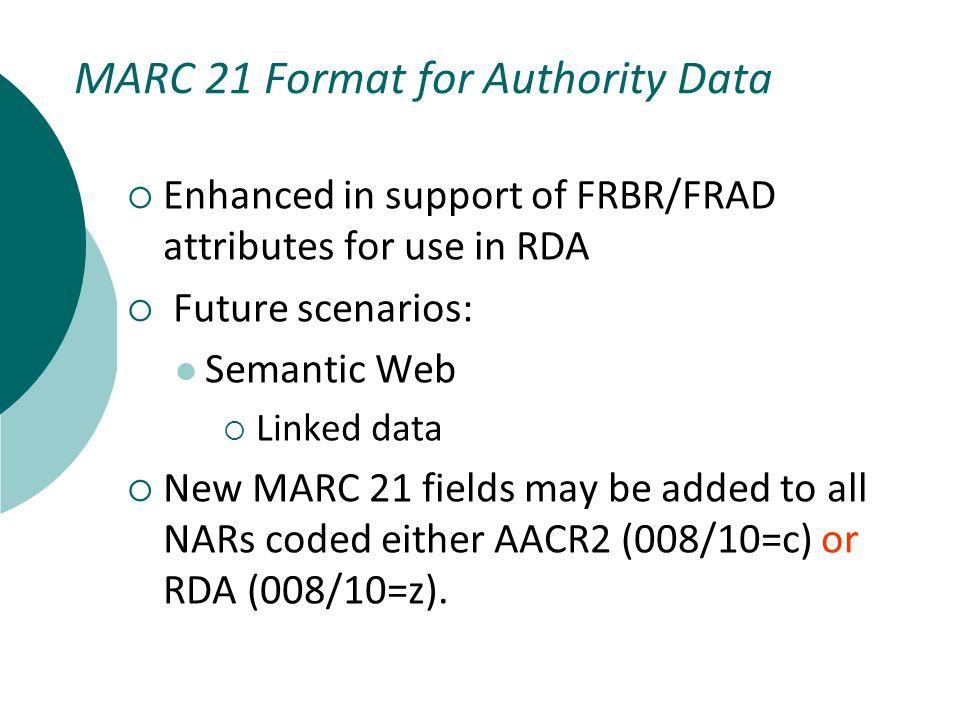 380 – RDA Element – RDA number  Form of work6.3