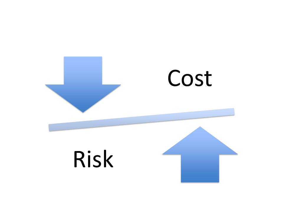 Cost Risk