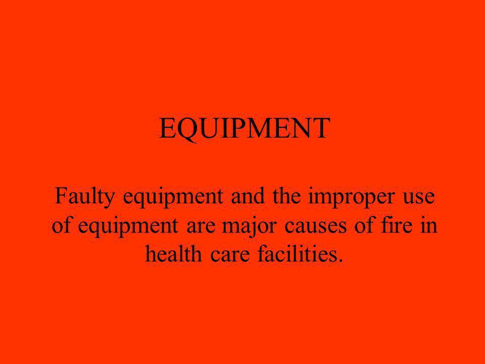 Types of fires D. Class __ Fire –Flammable metals