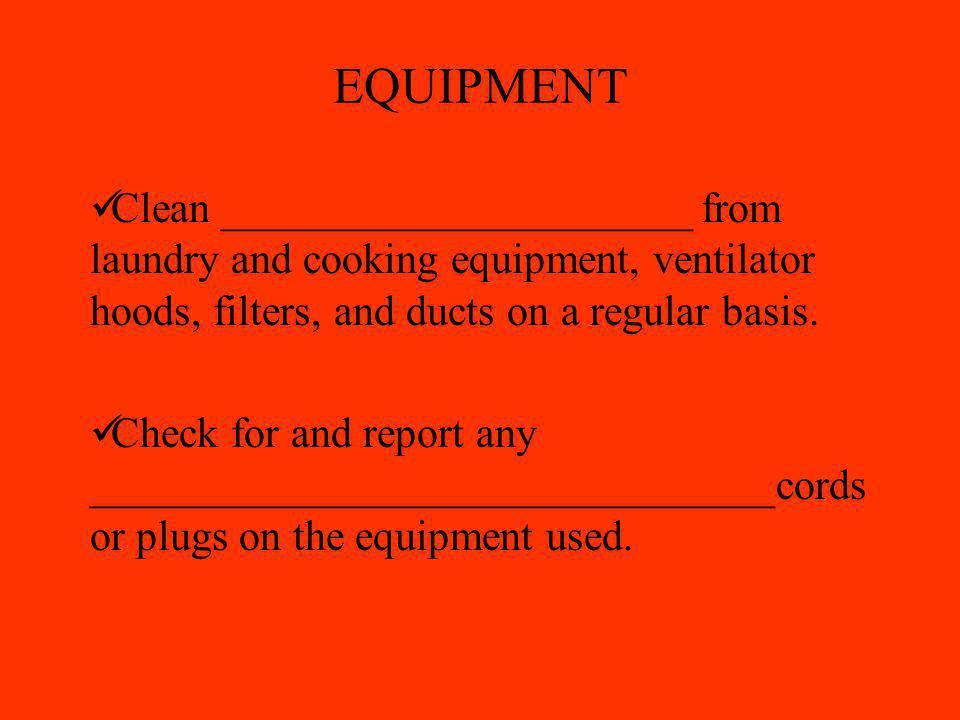 Types of fires Class __ Fire –Fires involving combustible cooking fluids such as oils and fats.