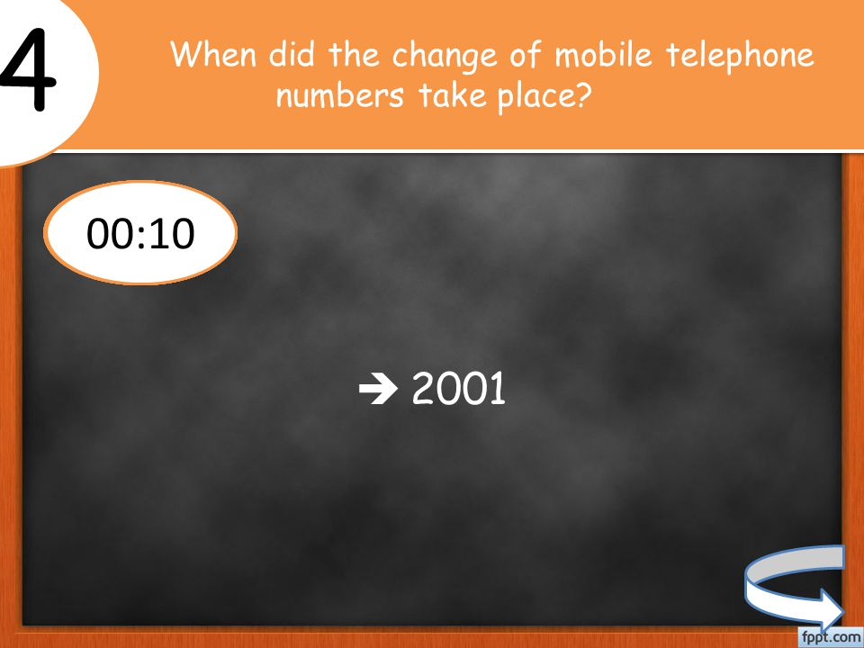  From 6 to 7 digits in Hanoi and Ho Chi Minh city.  From 5 to 6 digits in other provinces. How were the fixed telephone numbers changed in 1996? 3 0