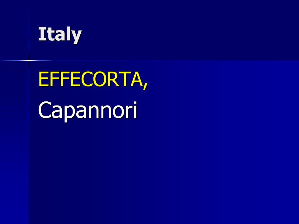 Italy EFFECORTA,Capannori
