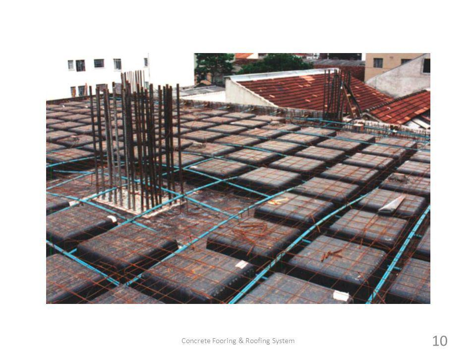10 Concrete Fooring & Roofing System