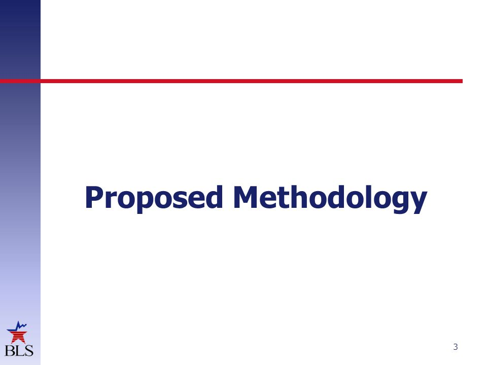 Proposed Methodology 3