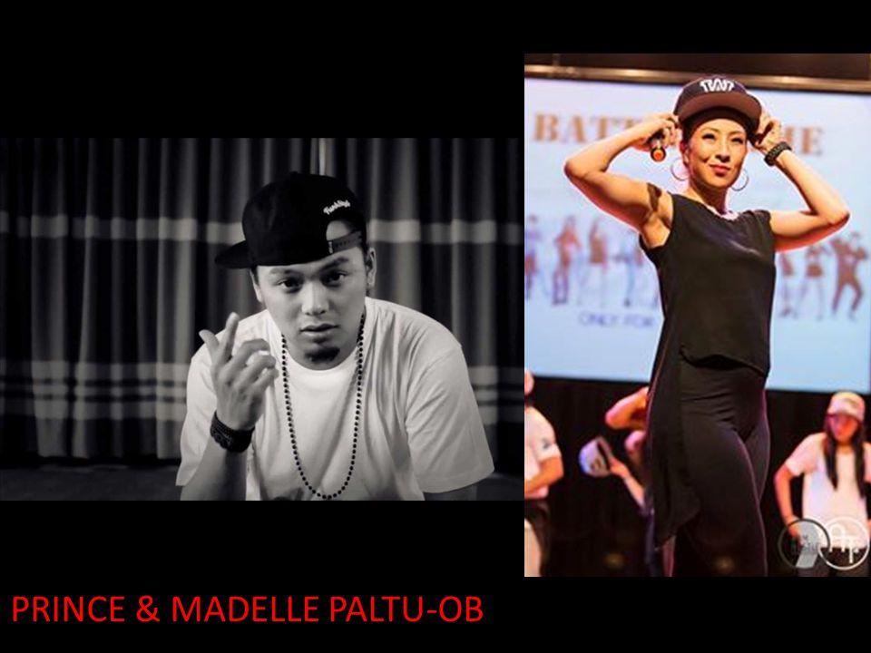 PRINCE & MADELLE PALTU-OB