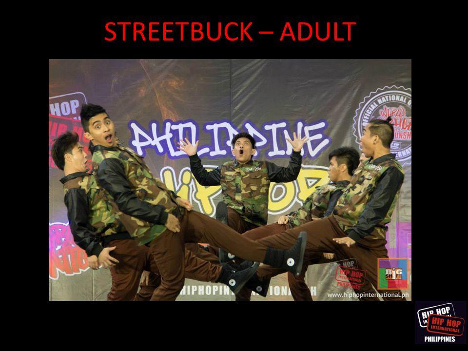 STREETBUCK – ADULT